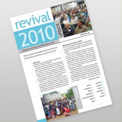 Revival Fellowship international newsletter 20