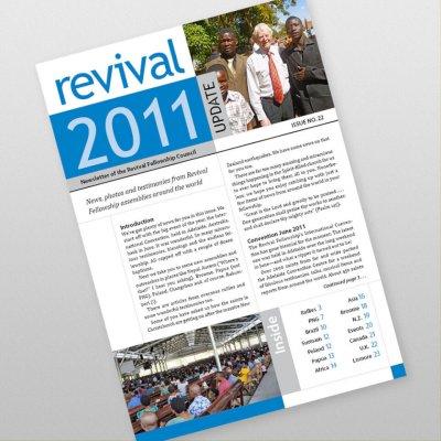 Revival Fellowship international newsletter 22