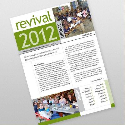 Revival Fellowship international newsletter 23