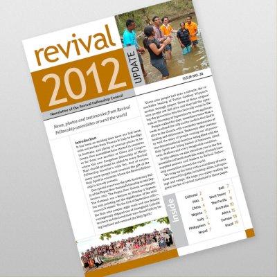 Revival Fellowship international newsletter 24