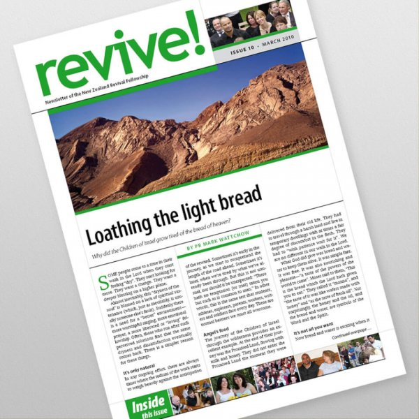 Revive! Issue 10