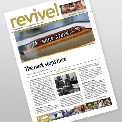 Revive! Issue 11