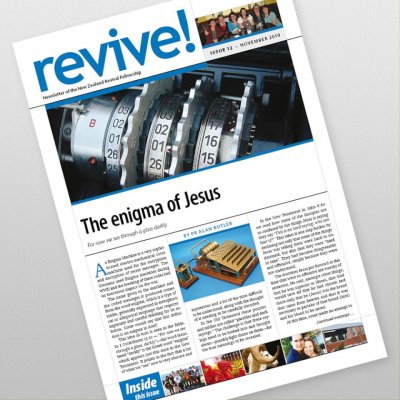 Revive! Issue 12