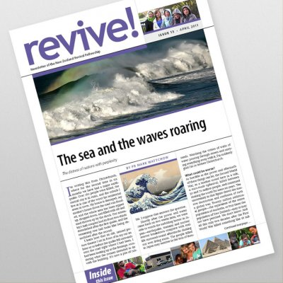 Revive! Issue 13