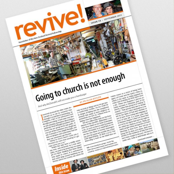 Revive! Issue 14