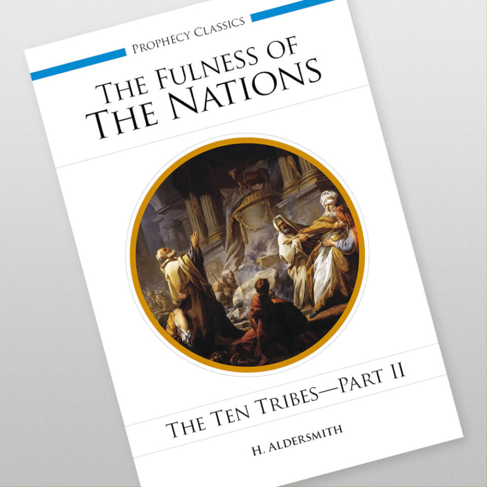 """Featured image for """"The Ten Tribes – Part Two"""""""