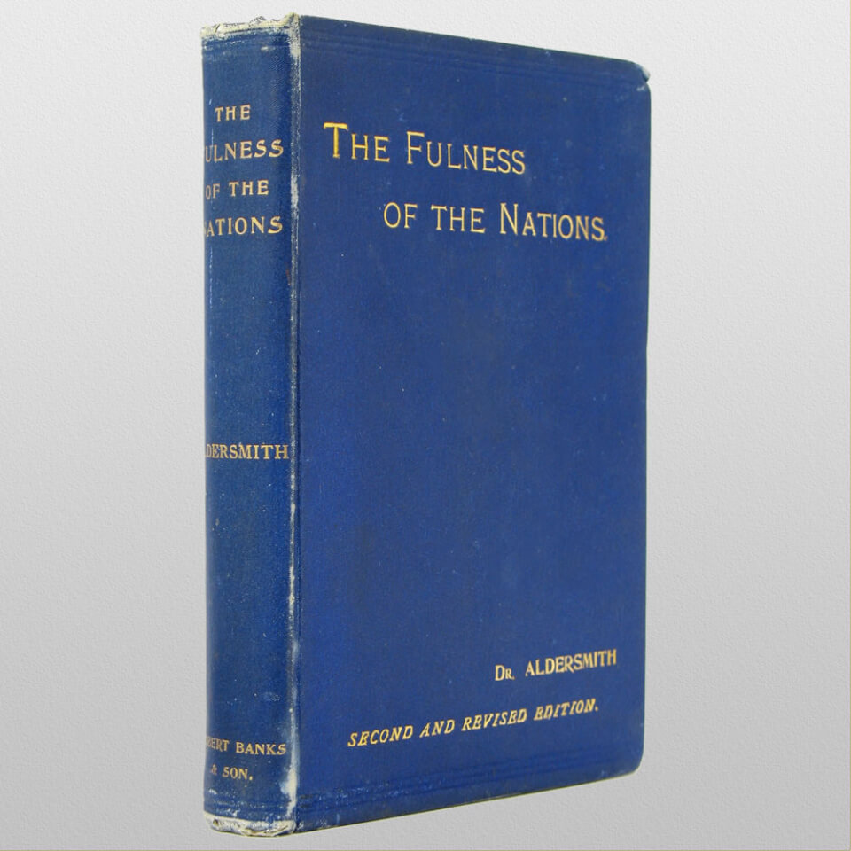"""Featured image for """"The Fulness of the Nations"""""""