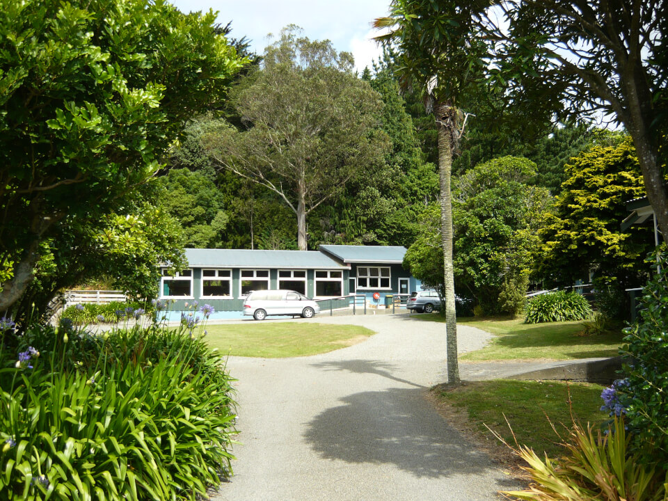 Entrance to Revival Fellowship camp venue