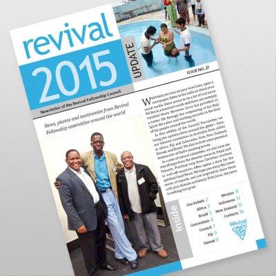 Revival Fellowship International Newsletter 27