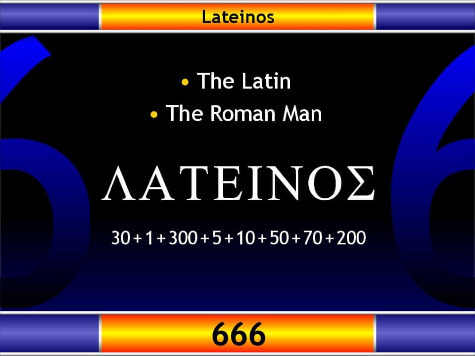 Lateinos