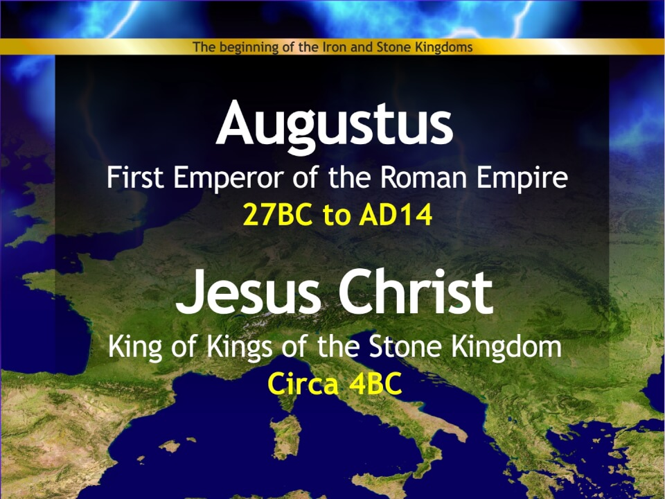 Augustus and Jesus Christ