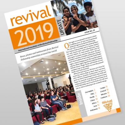 Revival Fellowship international newsletter 29