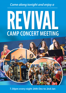 Invitation to RF Christmas Camp 2019